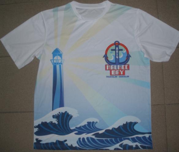 Maumee Bay tshirt printed
