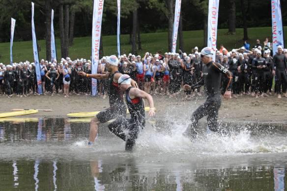 Swim-Entry