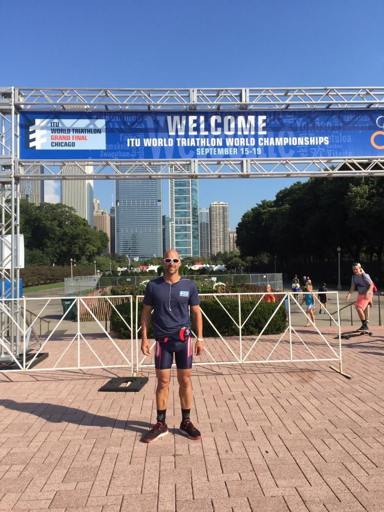 HFP Man Reports from the ITU Triathlon World Championships (4/6)